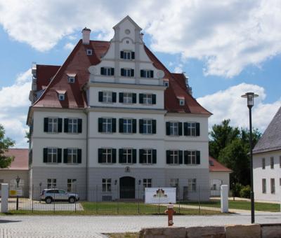 Schloss Niederraunau bei Krumbach