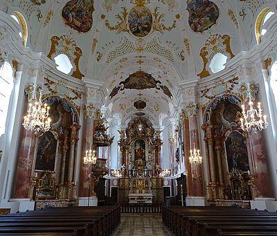 Frauenkirche in Günzburg
