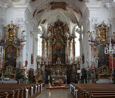 Kloster Edelstetten