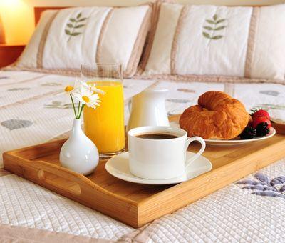 Frühstück im Hotel Urlaub in Günzburg